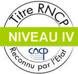 certificat RNCP Niveau IV